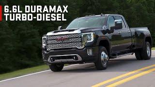 2020 GMC Sierra HD | 6.6L Duramax Turbo Diesel | GMC