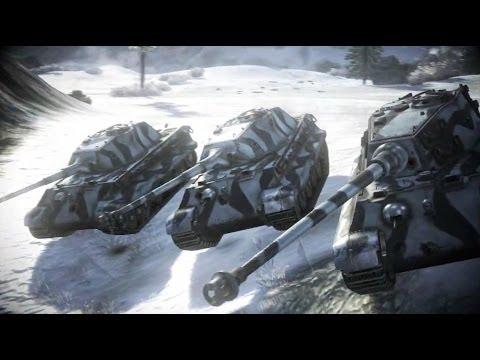 Видео № 1 из игры World of Tanks Xbox 360 Edition (Танки) (Б/У) [X360]