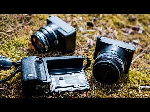 Cheap Camera Review - Ricoh GXR - Leica M8 on a Budget!