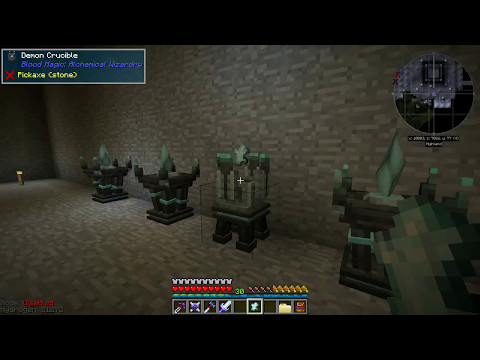 All the Mods - E09 - Automated LP, Demon Will Crystals, and