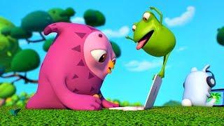 Бобр Добр - Игровая площадка (9 серия) | Мультсериал для детей