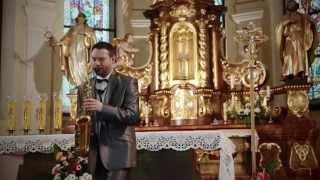 Hallelujah - saksofon - Ceremonia Slubu