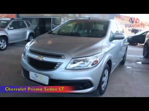 Chevrolet Prisma Sedan LT 1.0 FlexPower 8V
