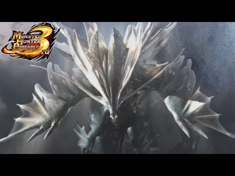 monster hunter portable 3rd psp theme