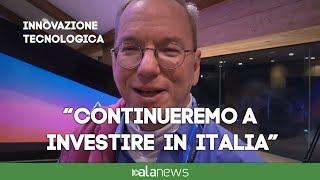 """Google, Schmidt: """"Business in Italia ci soddisfa, continueremo a investirci"""""""