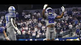 Football: SIghts and Sounds From the Cotton Bowl 12/31/!9
