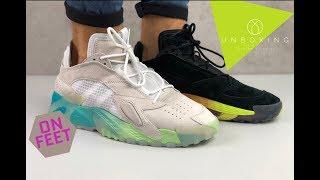 Adidas Originals Streetball [2 Colours]   ON FEET   Fashion Chunky Shoes   2019
