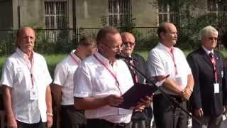 Zawody wędkarskie - XXX SMPK Kraków 2015 Zalew Nowa Huta cz. I