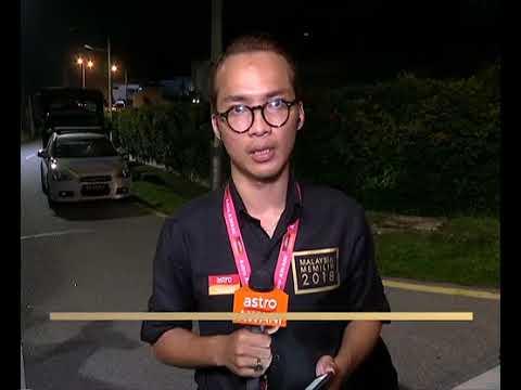 Perkembangan terkini di kediaman Datuk Seri Najib Tun Razak