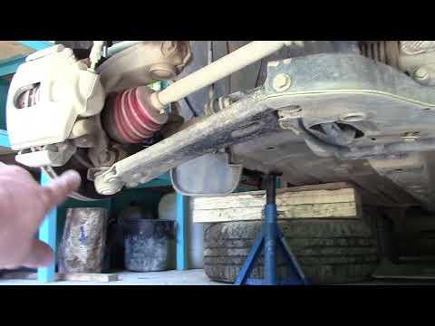 Замена втулок стабилизатора на Ford Fusion