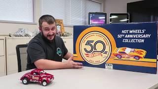 Win the Hot Wheels 50th Anniversary Master Set - FREE!