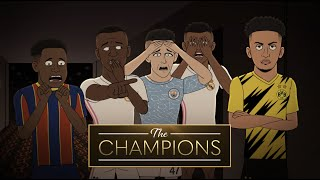 The Champions: Season 4, Episode 3