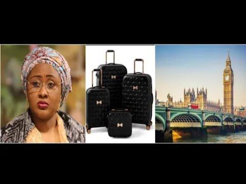 Aisha Buhari ta bawa Buhari kunya a idon Duniya zargin yaji ya tabbata