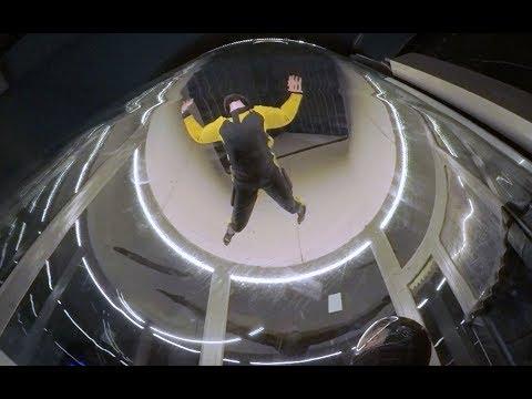 Den perfekte konfirmasjonsgaven: Indoor Skydiving for to personer