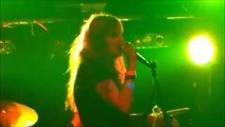45 Grave-BAD LOVE-Oakland Metro Operahouse, CA-July 12, 2014-Live-Deathrock Goth