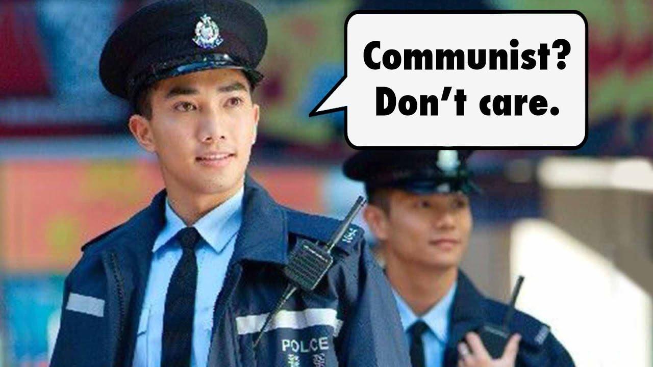 Hong Kong Policeman Denies Mainland Chinese Tourist | China Uncensored thumbnail