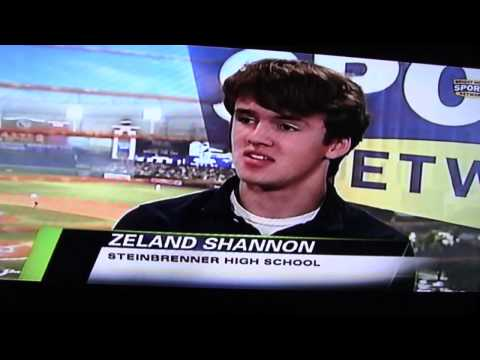 Zealand Shannon - interviewed by Brooke Bennett regarding BHSN Varsity Reporter Program June 2013