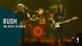 Rush - The Spirit Of Radio (From