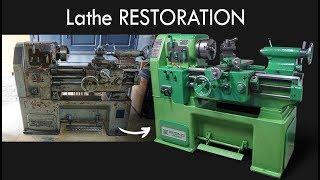 Lathe Restoration