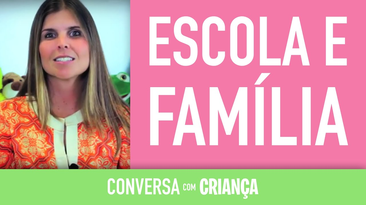 Parceria Escola e Família - Parents-school Partnership | Psicóloga Daniella Freixo de Faria