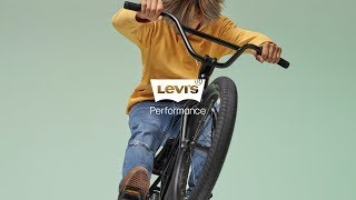 BMX Freestyle Athletes Put Levi's® Performance Jeans to the Test