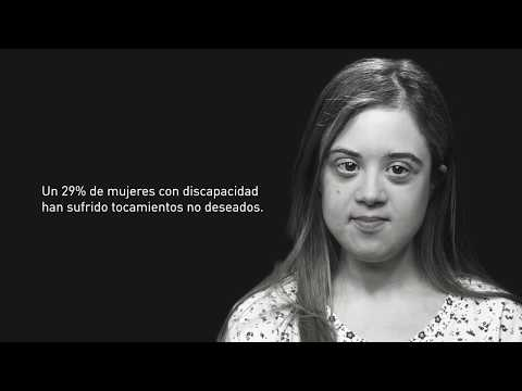 Watch video Mujeres Down