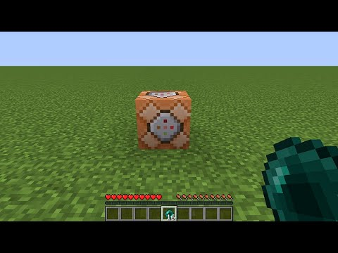 what's inside the command block?