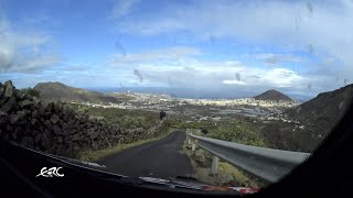 RALLY ISLAS CANARIAS 2020 - Andreas Mikkelsen onboard on SS11