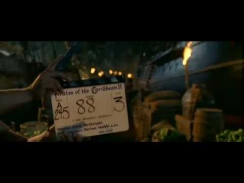 Pirates of the Caribbean 2 Bloopers