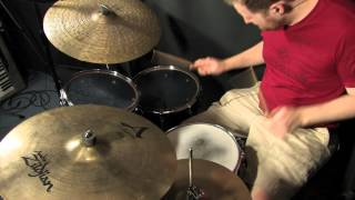 Wreckless Love - Drum Cover