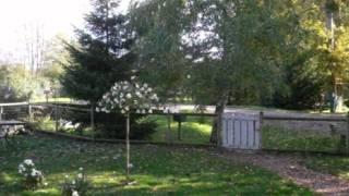 preview picture of video 'Châteaudun Maison Propriété Moulin Jardin Terrain étang'