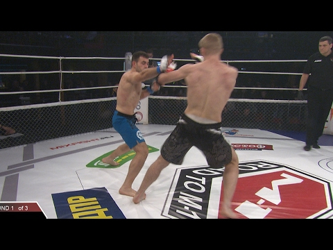 Александр Новаковский vs Александр Хмара, Road to M-1 - Saint Petersburg