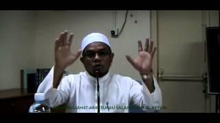 Ustaz Asmadi Abdul Rahman  Apa Impian Anda Kenali Impian Yang Benar Lagi Nyata  Jan 16 HD