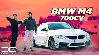 EL BMW M4 CON +700CV De LIBE_M4 | PROBANDO COCHES DE SUSCRIPTORES | Dani Clos