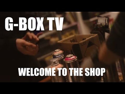 Welcome to the Shop