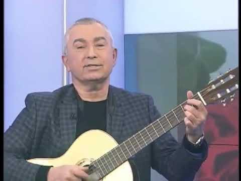 Народний депутат Володимир Арешонков виконує пісню Володимира Шинкарука