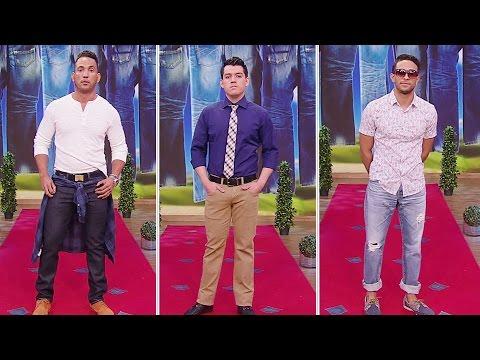 Consejos para hombres: aprende a escoger los jeans perfectos