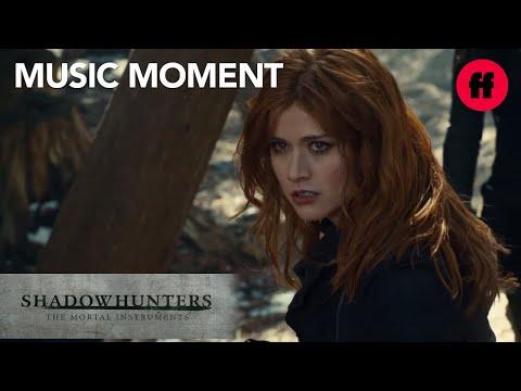 "Shadowhunters | Season 2, Episode 16 Music: ""Anchor"" | Freeform"