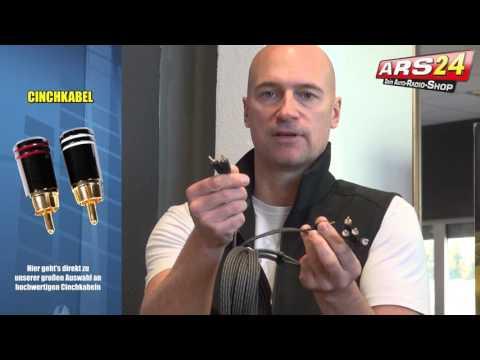 Welche Kabel brauche ich für meine Soundanlage im Auto? ARS24 in Memmingen
