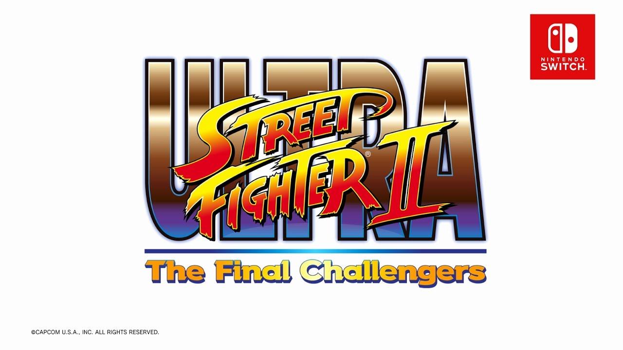 Trailer di Ultra Street Fighter 2: The Final Challengers