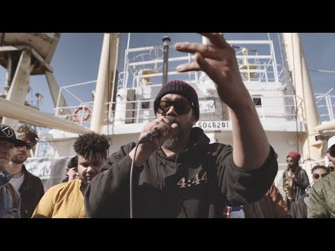 Samy Deluxe - Unplugged Cypher DLX Video