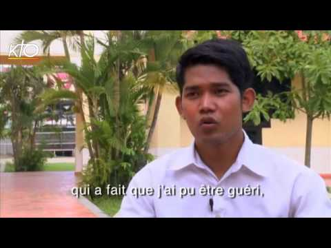 Khemarin, portrait d'un jeune cambodgien