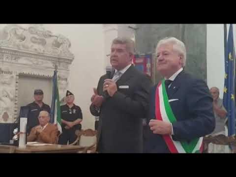 VENTIMIGLIA, ALLA CHEF PINUCCIA BEGLIA IL SAN SEGUNDIN D'ARGENTO 2019