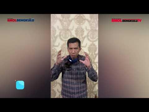 Ucapan HUT RMOLBengkulu yang ke 5 dari Dediyanto Waka Komisi III DPRD Kota Bengkulu