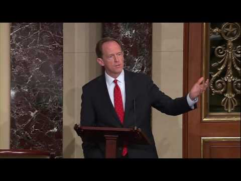 Sen. Toomey Urges Bipartisan Support to Keep Guns from Terrorists and Protect the Second Amendment