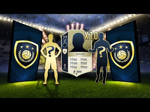 KINYITOTTAM A LEGJOBB ICONOKAT!! | FIFA 18 - ICON PACK OPENING letöltés