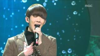 2AM - Like Crazy, 투에이엠 - 미친듯이, Music Core 20101113