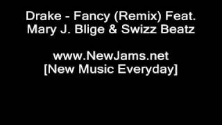 Drake - Fancy (Remix) Ft. Mary J. Blige & Swizz Beatz (NEW 2010)