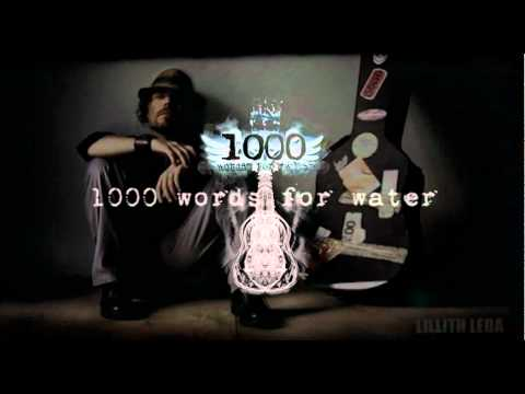 1000 Words For Water - Gregos Music Official Exclusive Interview & Introduction