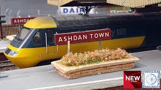 Wigan Finescale Railway Exhibition | Featuring Ashdan Junction By Barry Platt